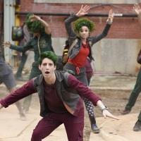Conoce a los personajes de Zombie, una divertida serie