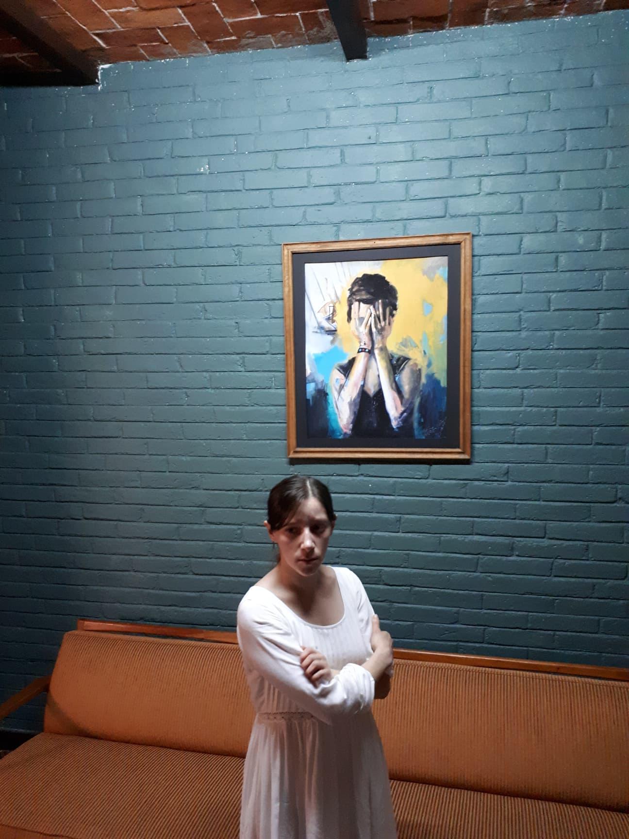 Soledad. FOTO Luisa Ringo