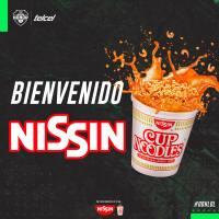 Nissin®, nuevo patrocinador de la División de Honor Telcel de LVP México