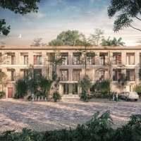 KOH Apartments, nuevo desarrollo inmobiliario en Tulum con un diseño inspirado en los claustros y haciendas mexicanas