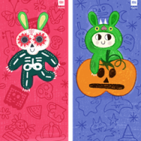 Mi Bunny celebra el día de muertos con la comunidad Xiaomi